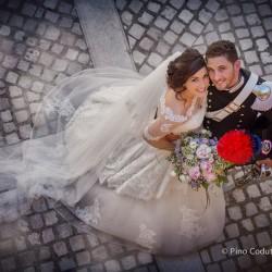 Matrimonio in divisa a Lucera