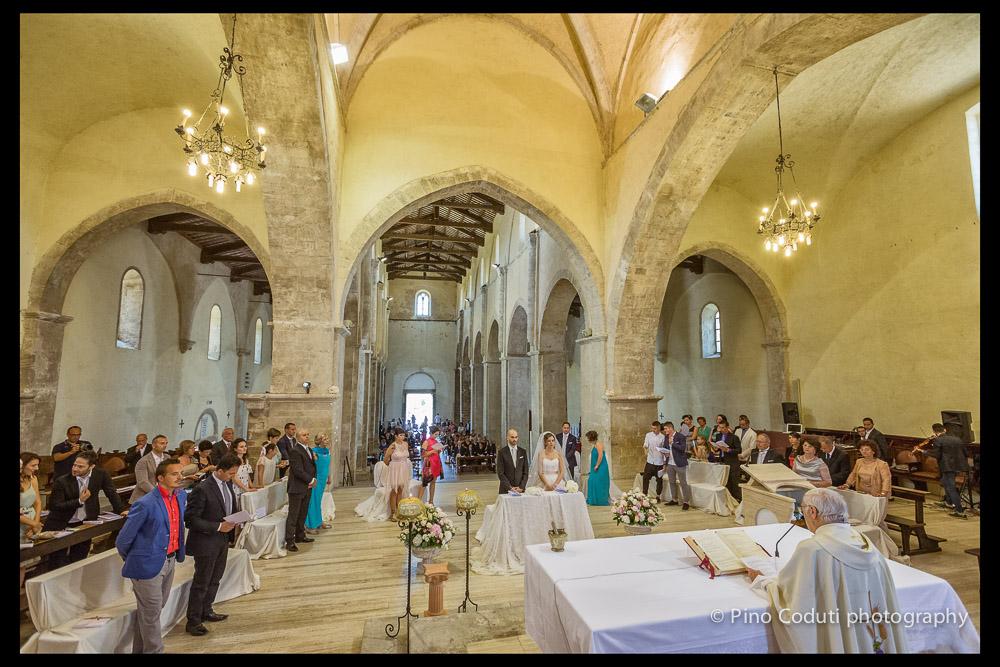 L'abbazia di S. Giovanni in Venere a Fossacesia