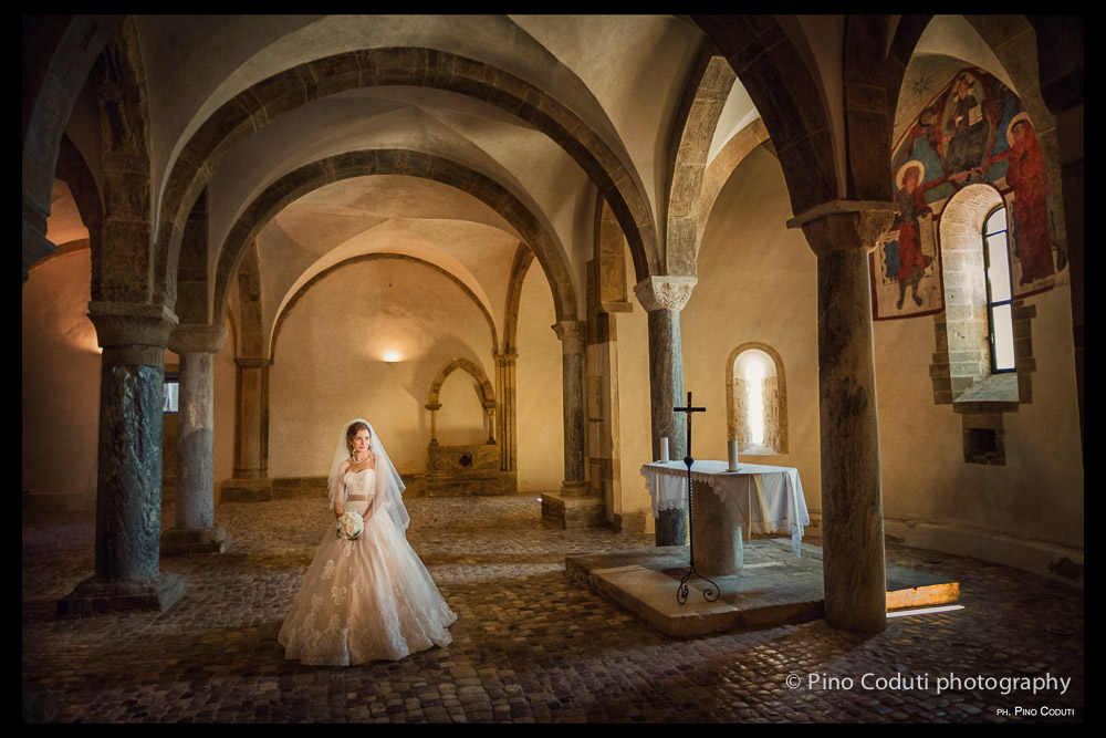 Cripta. L'abbazia di S. Giovanni in Venere a Fossacesia