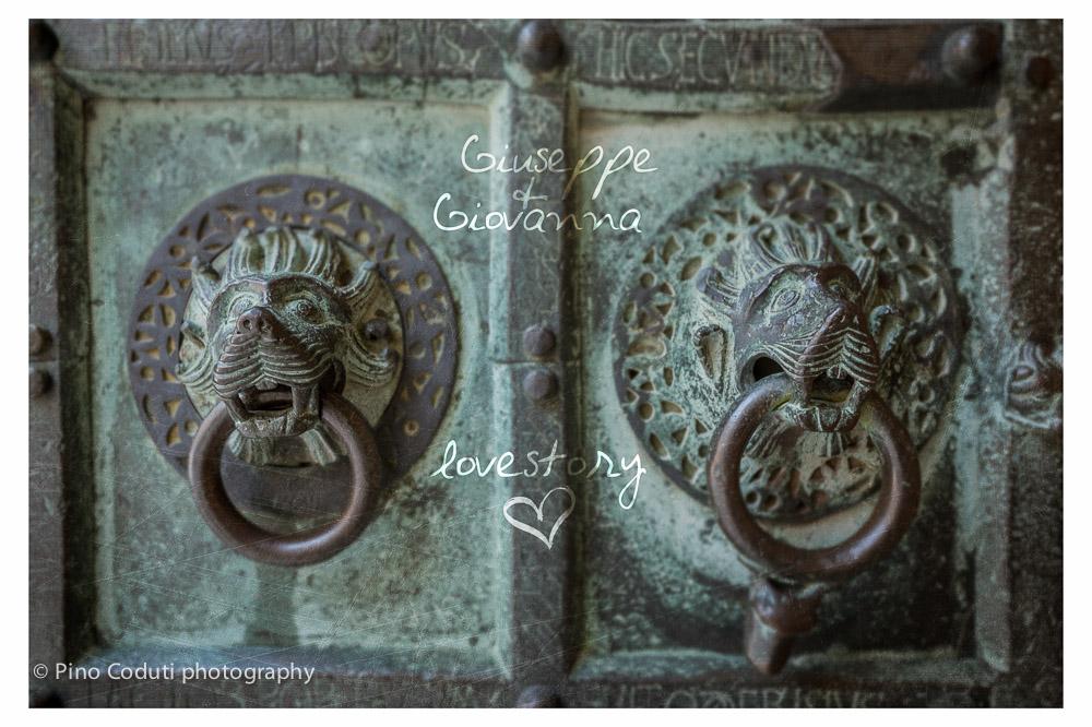 Il portone di Bronzo della Cattedrale di Troia