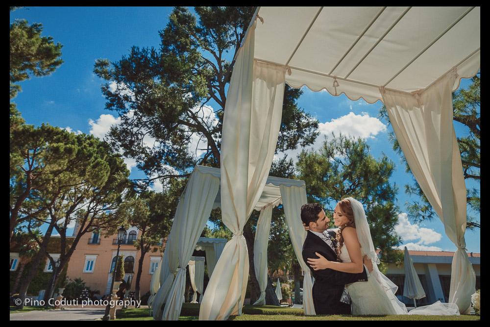 Fotografie a Villa Carafa