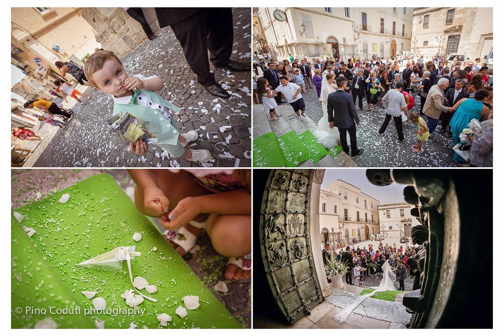 Matrimonio alla Cattedrale di Troia