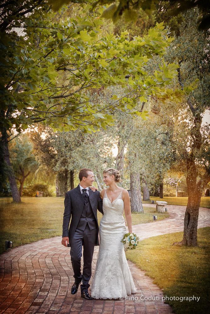 Fotografie di matrimonio a Torre Giulia