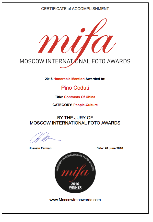 MIFA Moscow International Photo Awards 2016