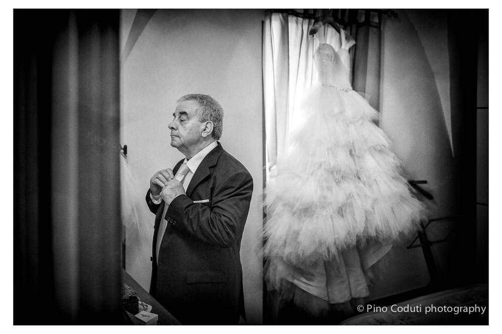 il papà della sposa
