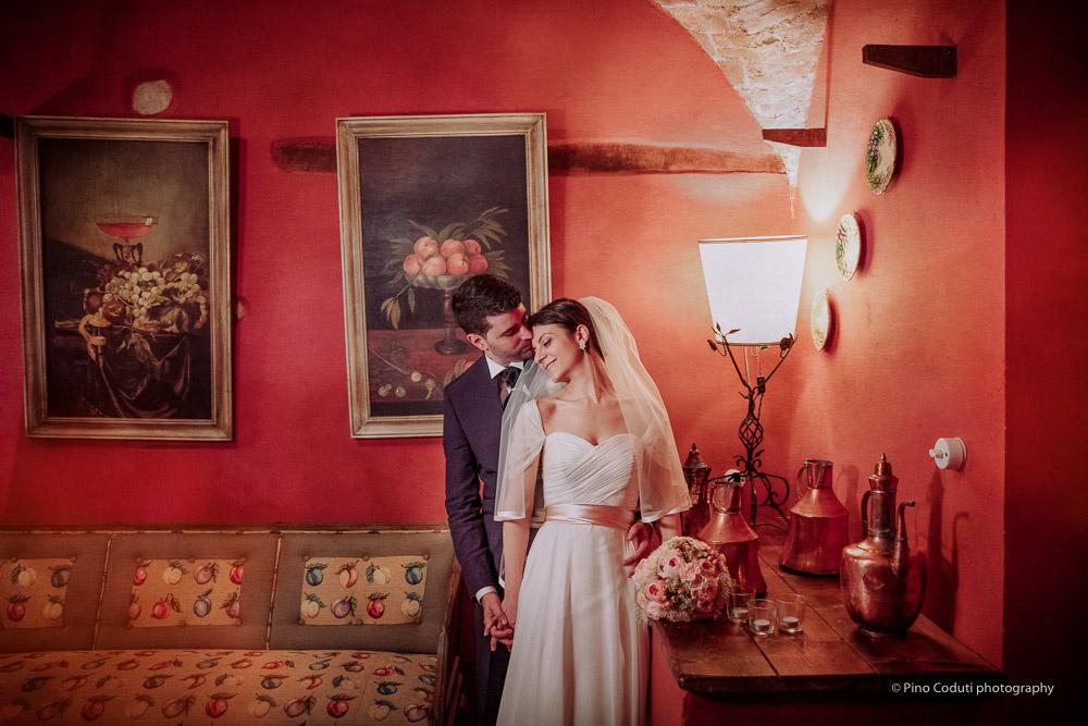 matrimonio a Casale Marino