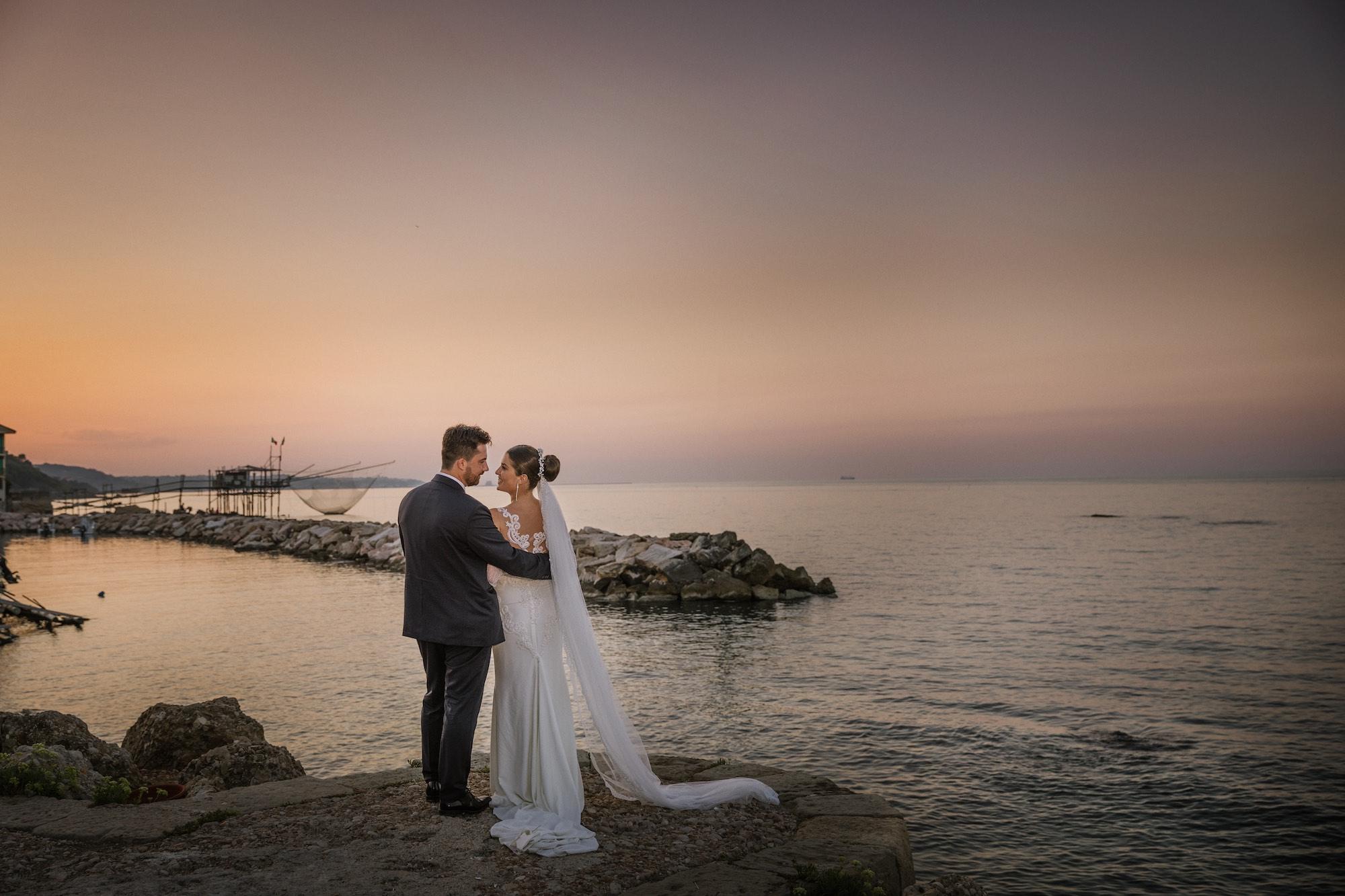 Fotografo in Abruzzo la costa dei Trabocchi