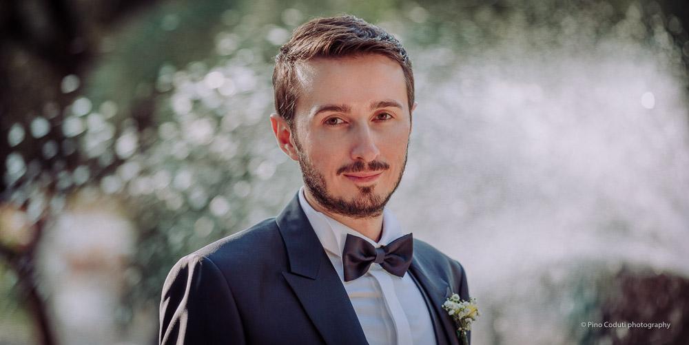 Lo sposo Antonio