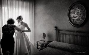 La mamma della sposa reportage di matrimonio a Foggia