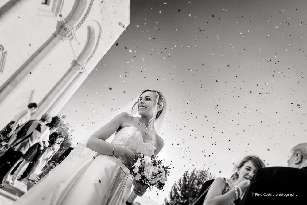 Fotografie Matrimonio Basilica di Siponto