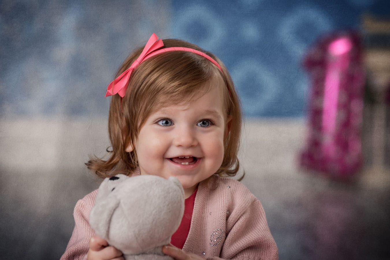 Fotografia di ritratto professionale per bambini