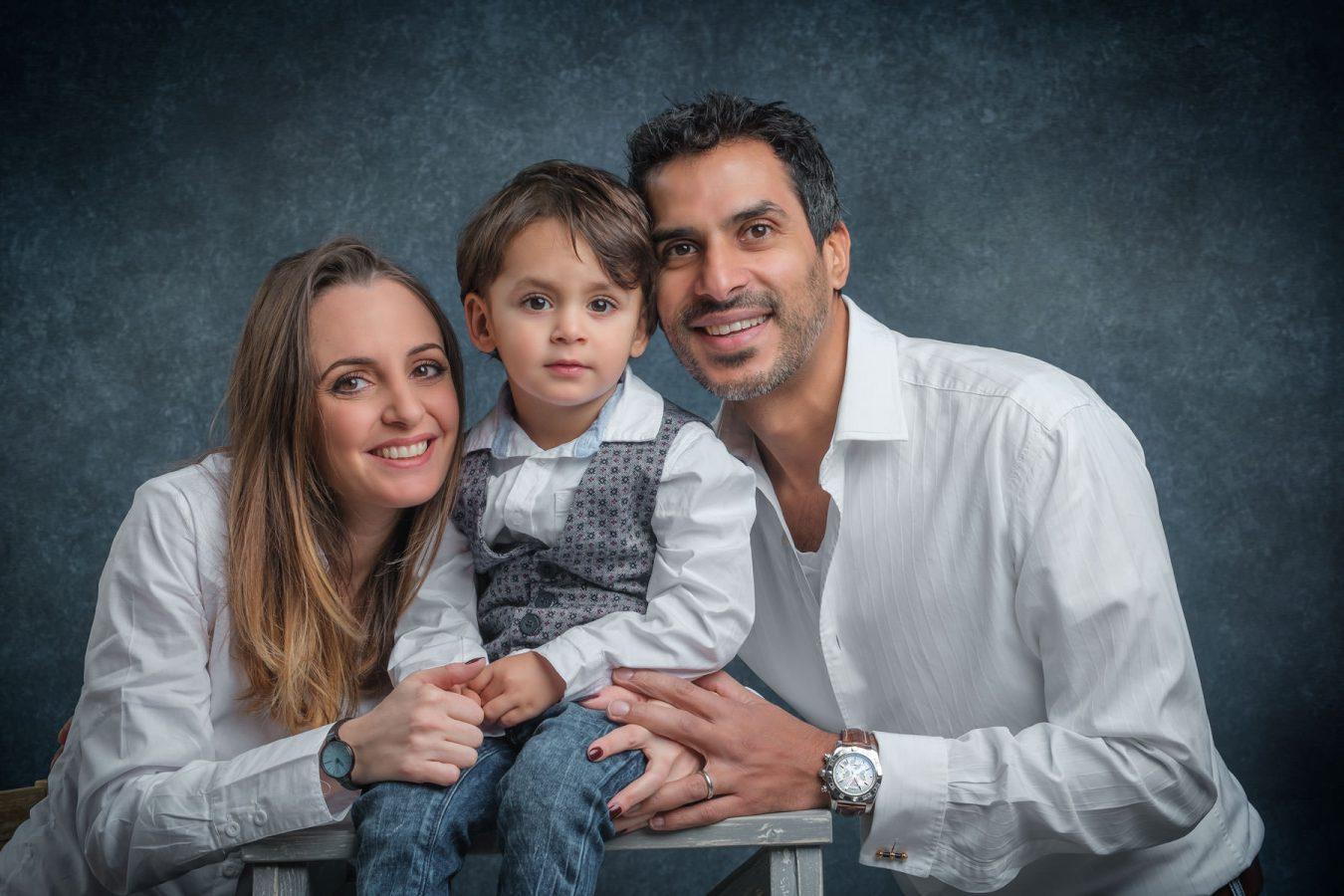 Fotografia di Famiglia