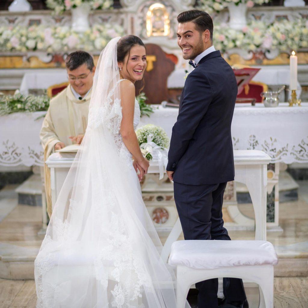 Fotografo Matrimonio ad Ascoli Satriano chiesa di San Potito