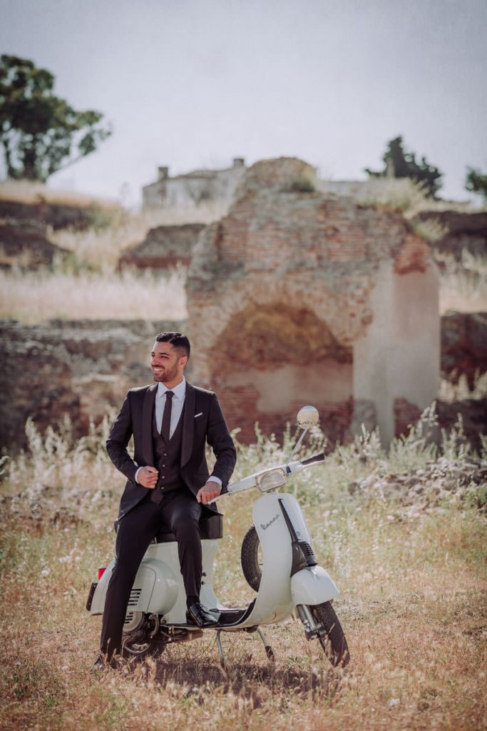 matrimonio a Ordona