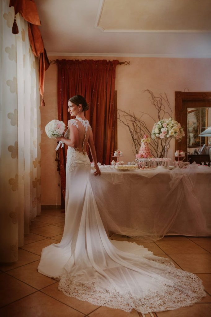Addobbi floreali di Emanuela Patetta fotografati da Pino Coduti