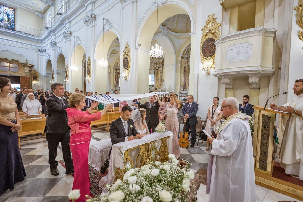 La Velatio Matrimonio a Foggia