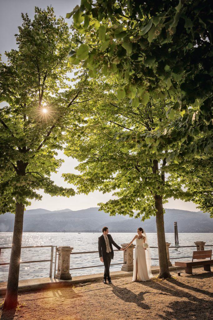 Fotografo Matrimonio sul Lago Maggiore