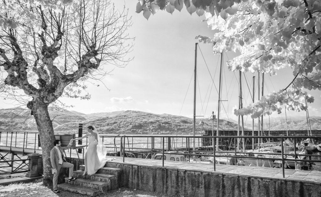 Matrimonio a Ispra sul Lago Maggiore