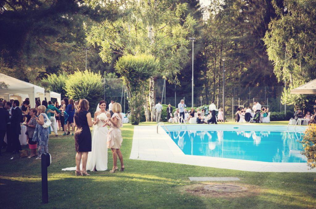 pic-nic Matrimonio sul Lago Maggiore