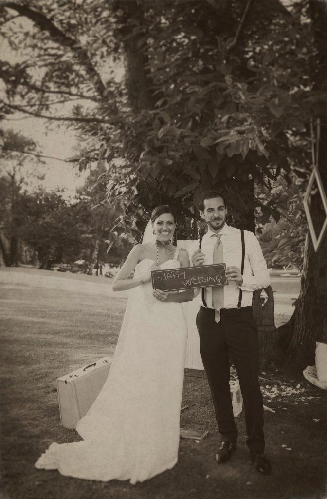 Photo Booth Matrimonio sul Lago Maggiore