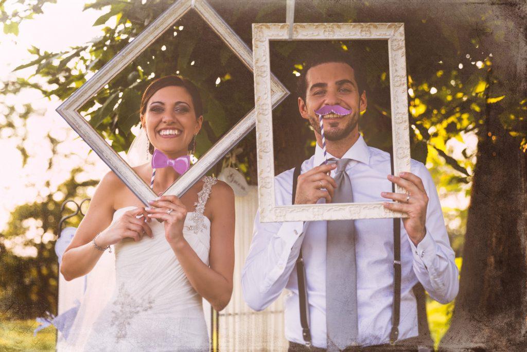 photobooth Matrimonio sul Lago Maggiore
