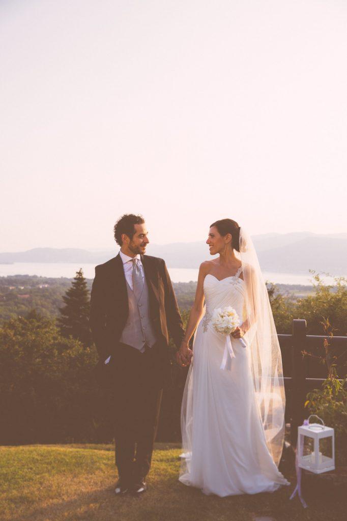 Matrimonio sul Lago Maggiore