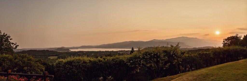 Panorama Matrimonio sul Lago Maggiore