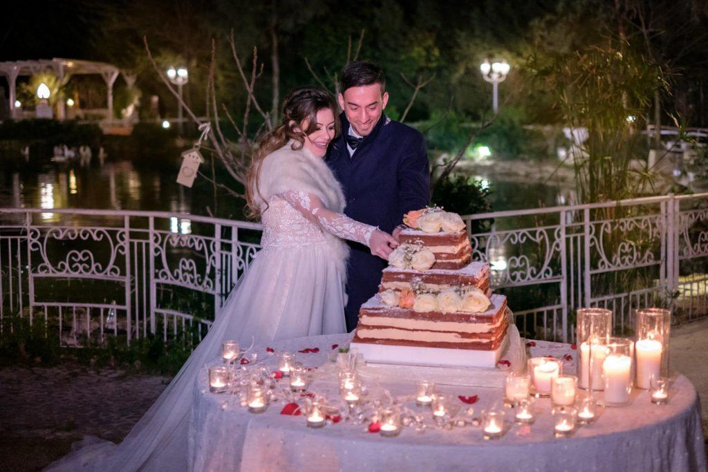 Torta Matrimonio a Feudo della Selva