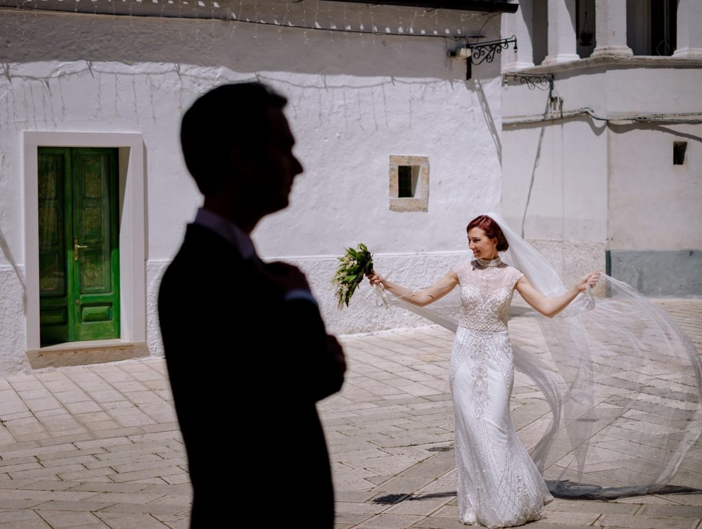Fotografi di matrimonio