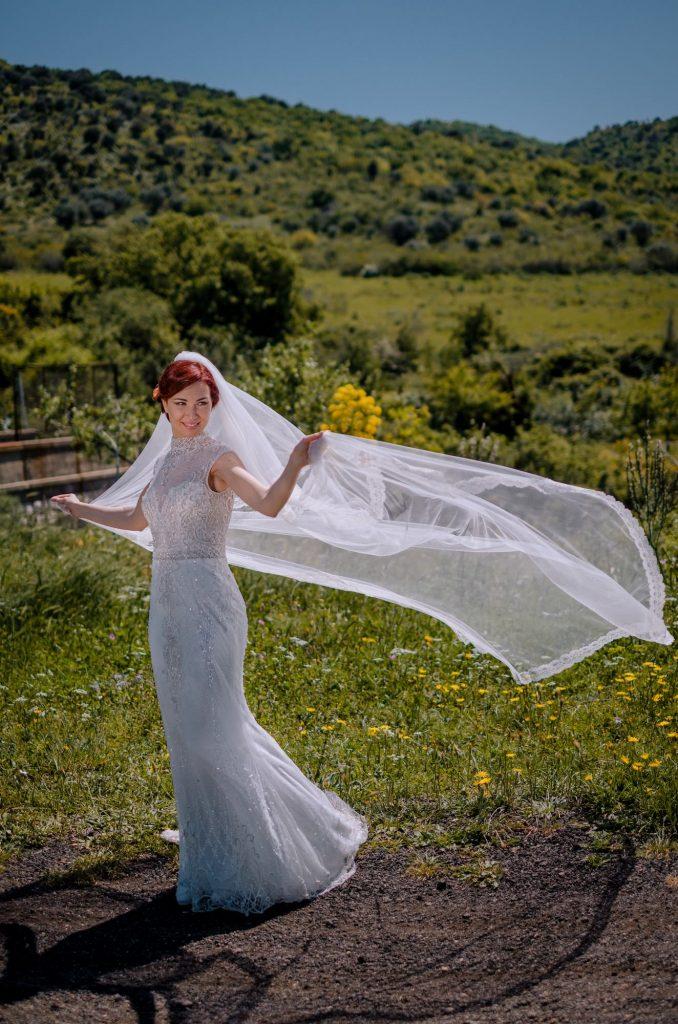 Abito da sposa La Venere di Berenice