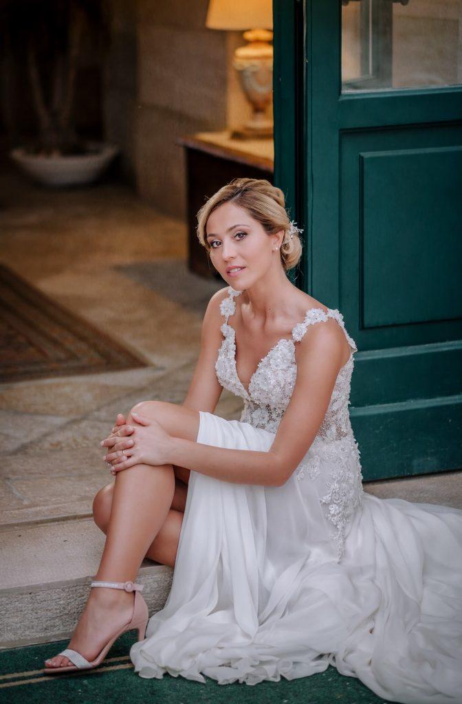 Fotografie di sposi a Lavinia Bianchi