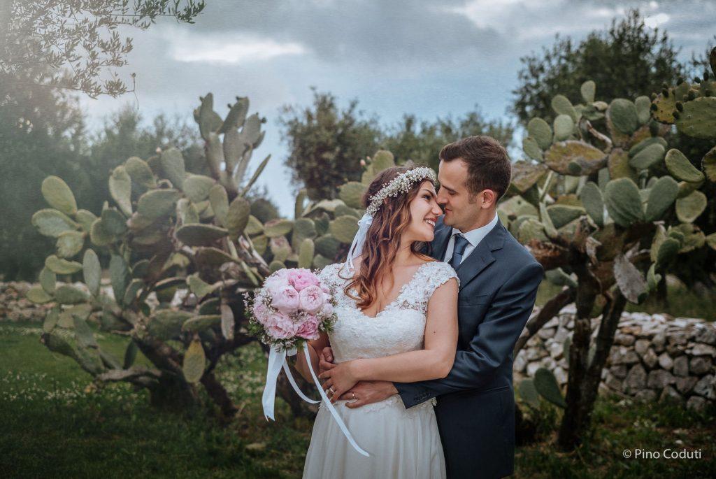 Sposi a Masseria Don Nunzio e Cavallo