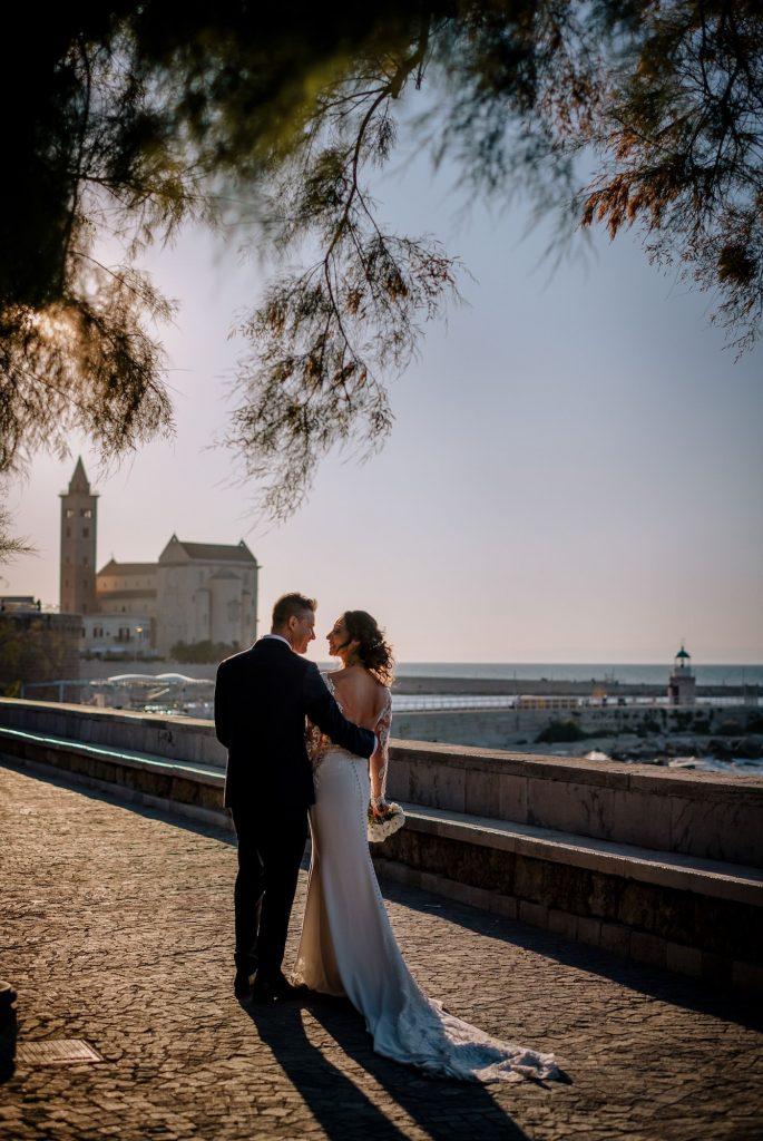 Fotografo matrimonio a Trani