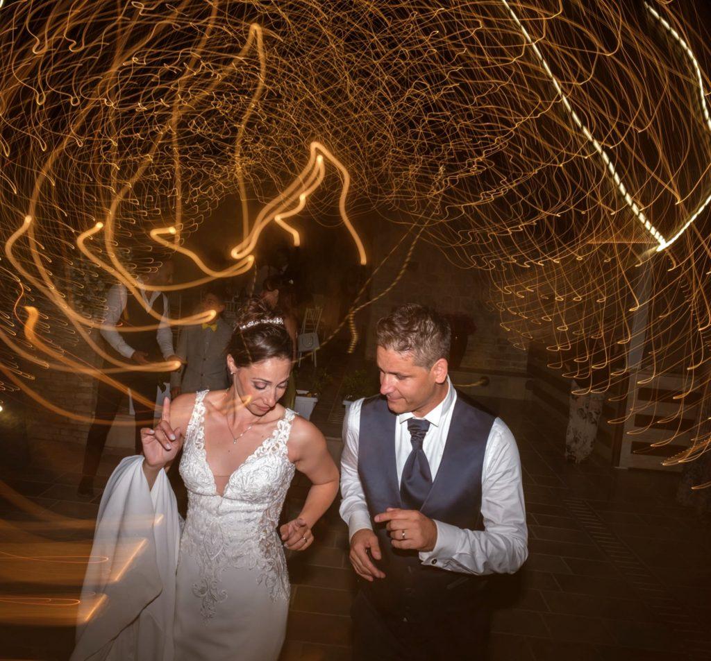 Fotografie matrimonio a Casale San Nicola