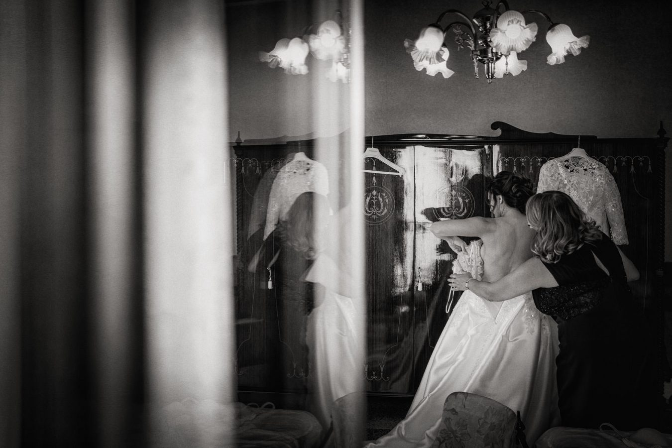 Fotoreporter di matrimonio