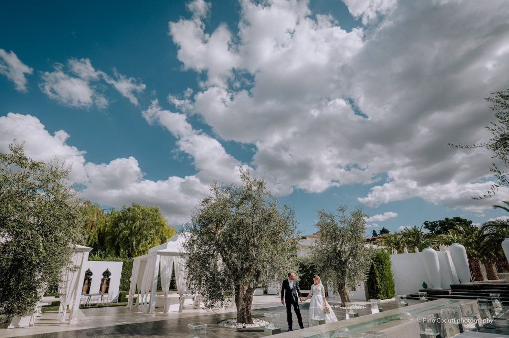 Sposi a Villa Carafa
