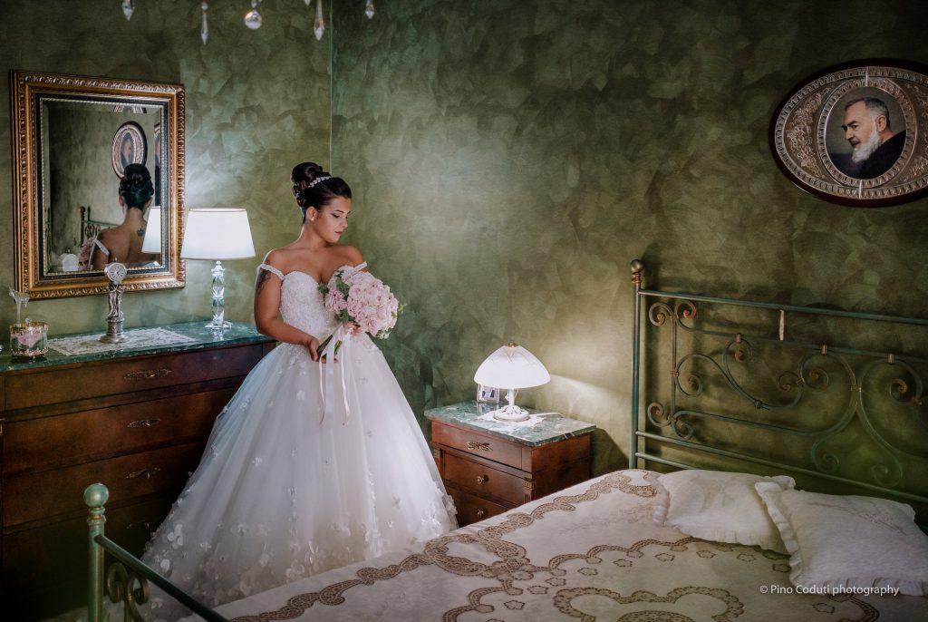 Fotografo Sposi a Casalnuovo Monterotaro