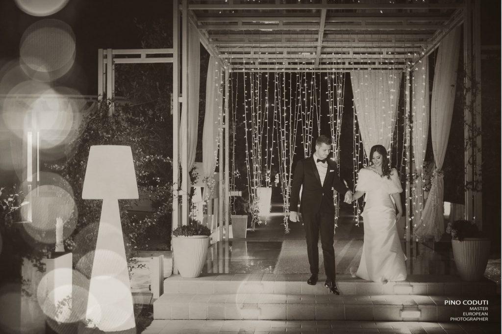 Fotografie di sposi a Donna Lavinia Trani