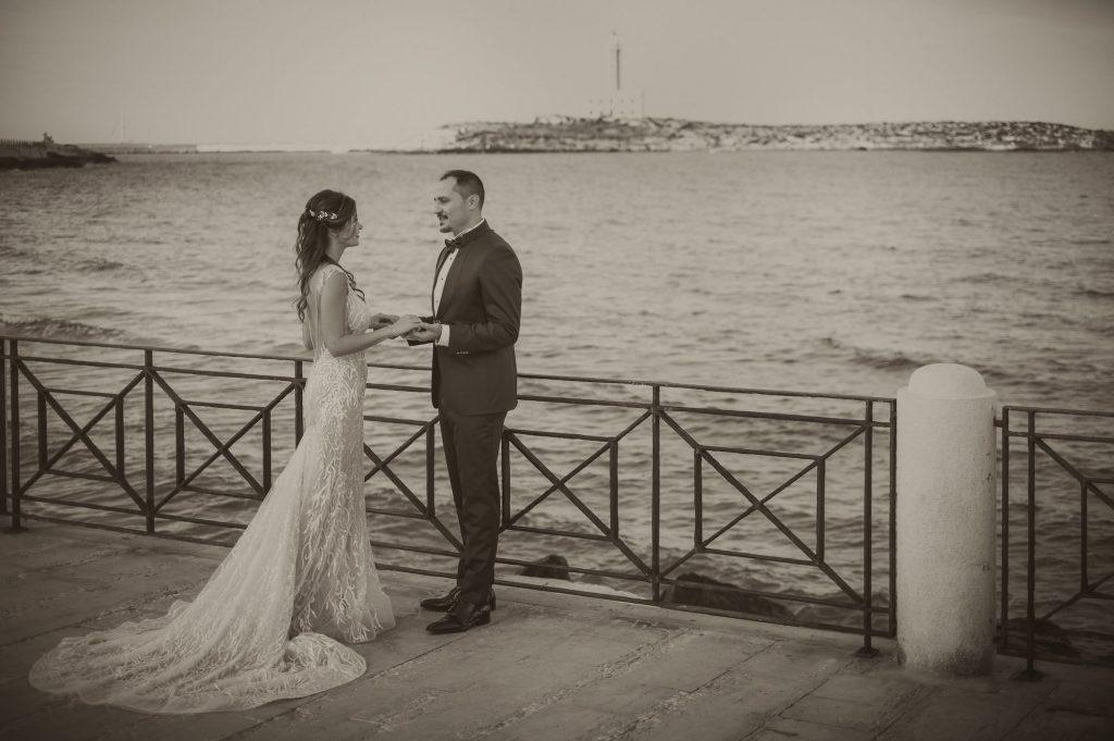 Pino Coduti fotografo matrimonio a Vieste