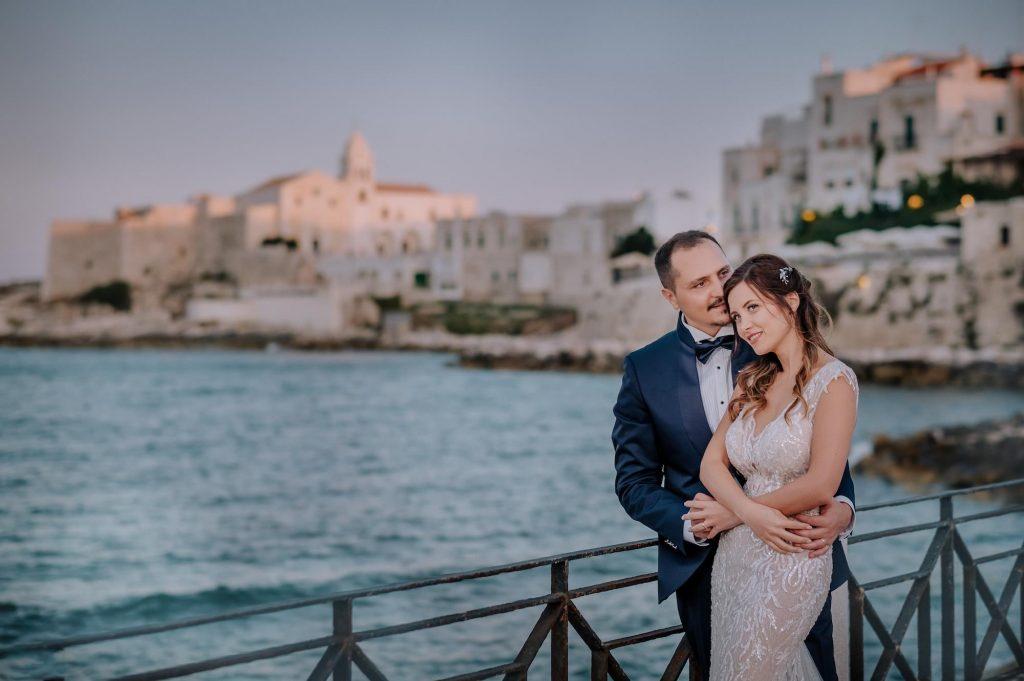 matrimonio a Pizzomunno