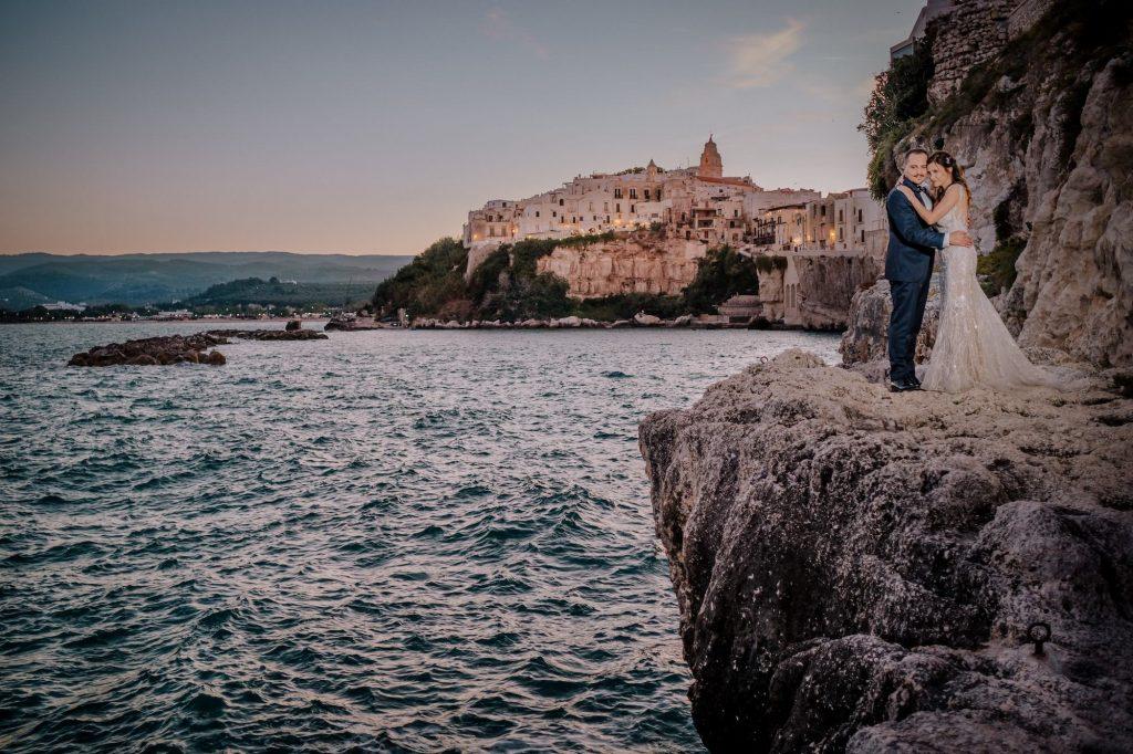 Pino Coduti fotografo a Vieste